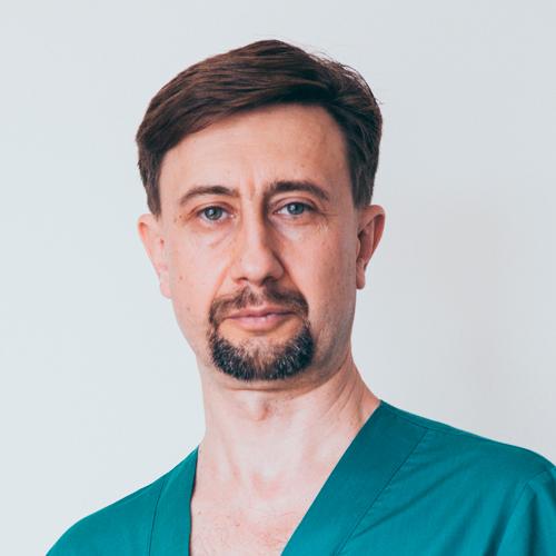Шкатов Д.А. Врач хирург, онколог. Клиника НИИТО